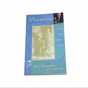 Mothertalk: Life Stories of Mary Kiyooka Book